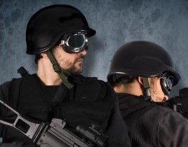 střílení akce