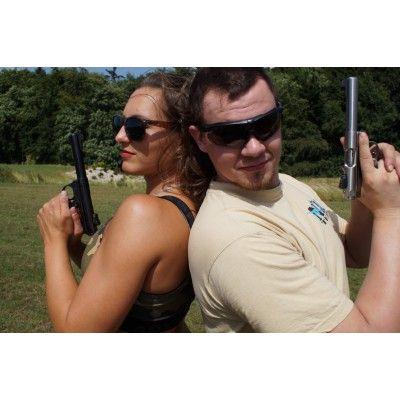 střílení pro dva