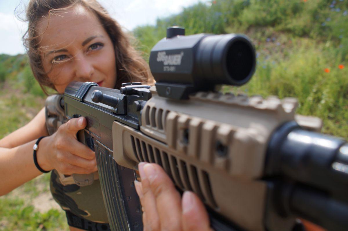 Super shooting 16 zbraní 120 nábojů